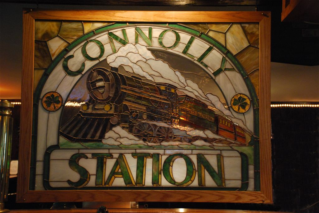 Connolly Stained Glass